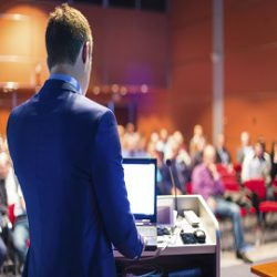 types of conference presentation